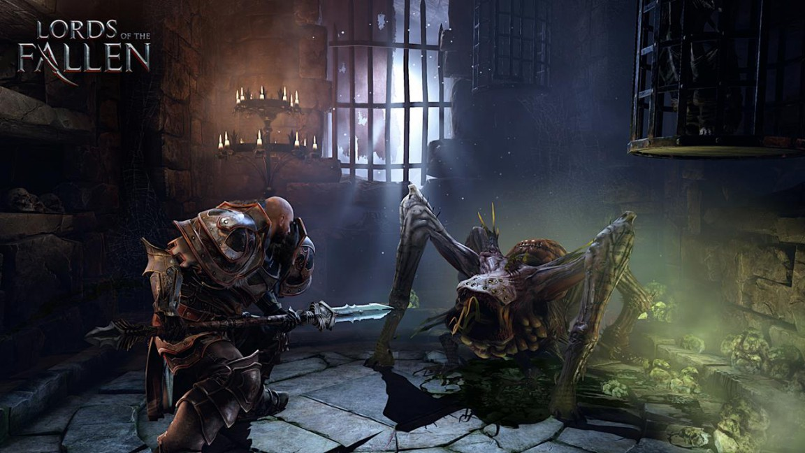 Lords of the Fallen gu...