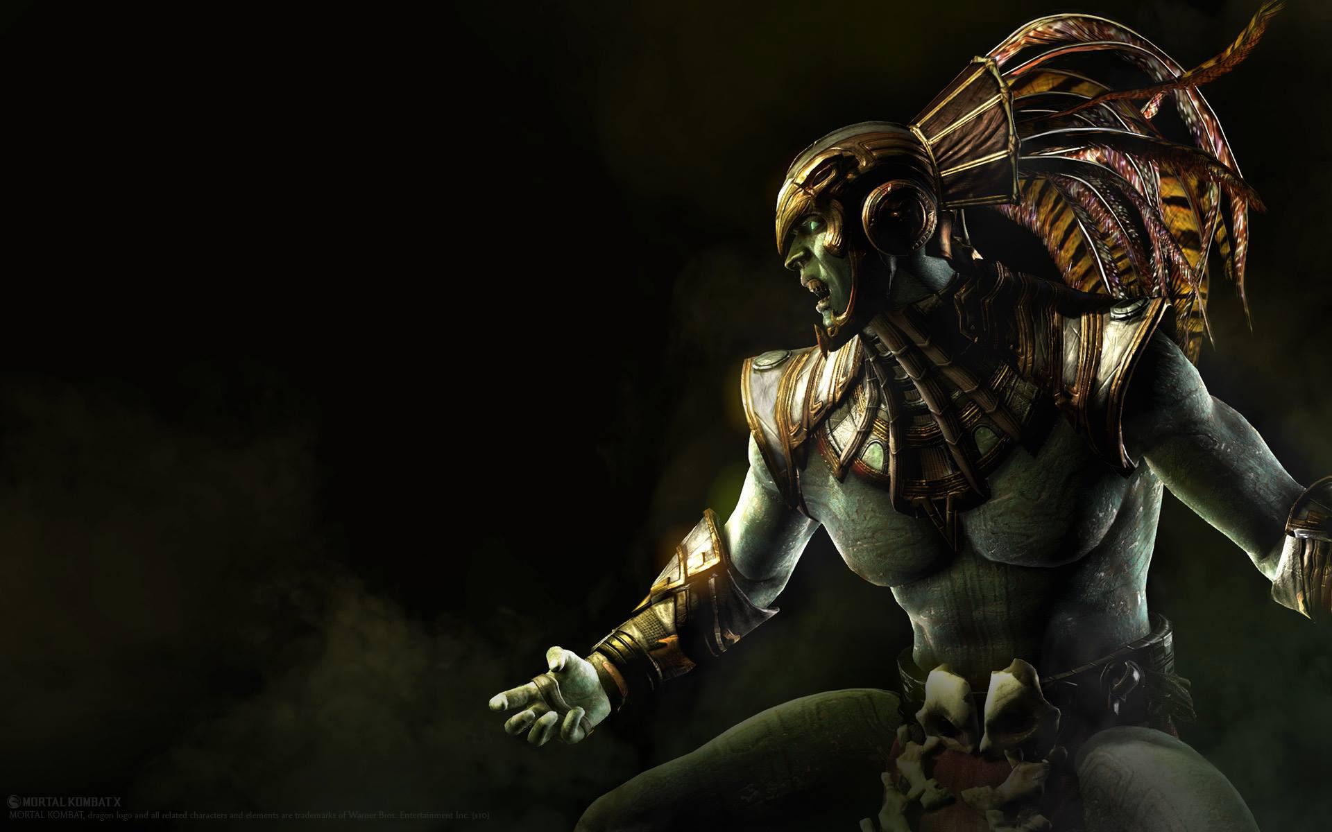 Watch Scorpion's uncensored Mortal Kombat X fatality, plus ... - photo#34