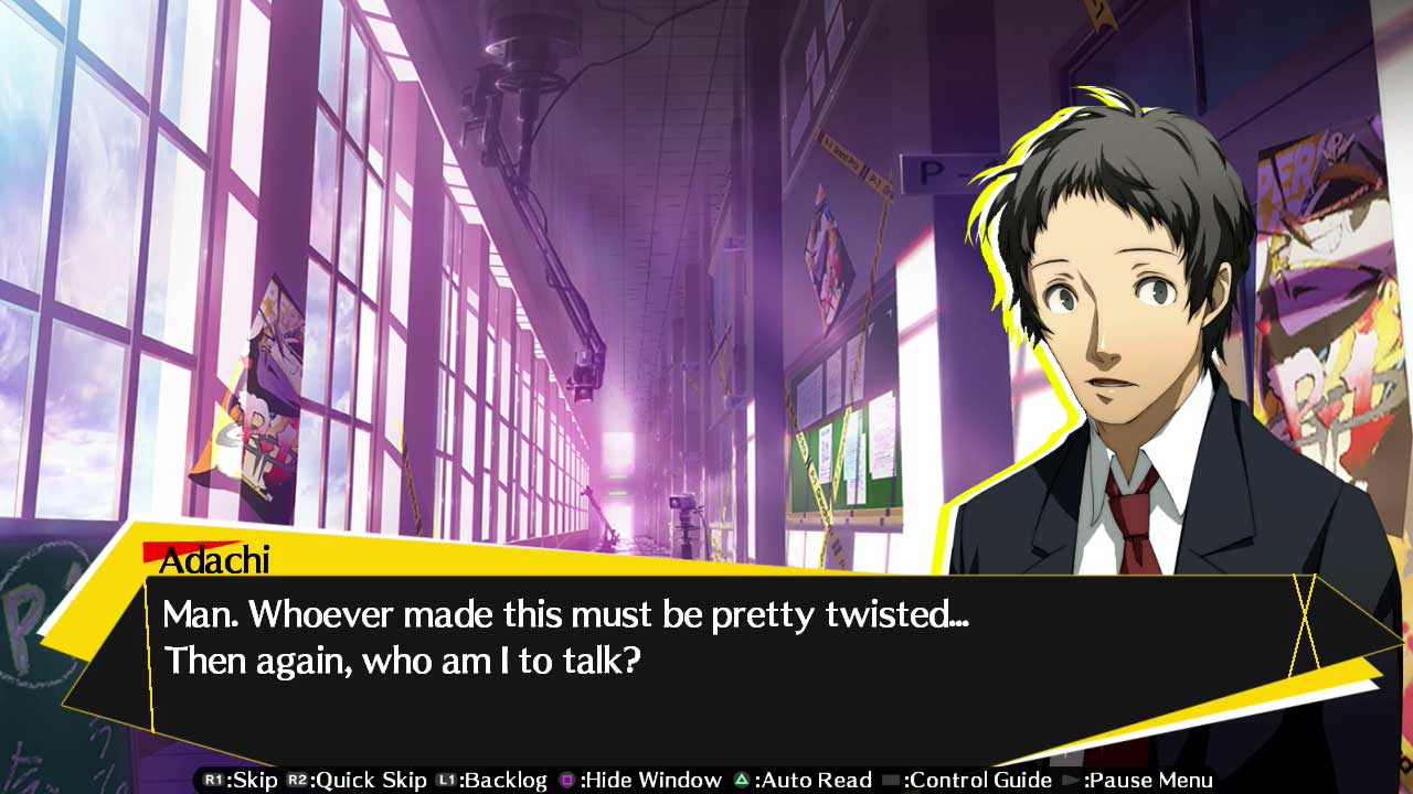 Egocentric Police Dick Free With Persona 4 Arena Ultimax - Vg247-6821