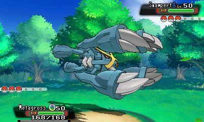 Pokemon S Newest Mega Evolution Metagross Is The Most