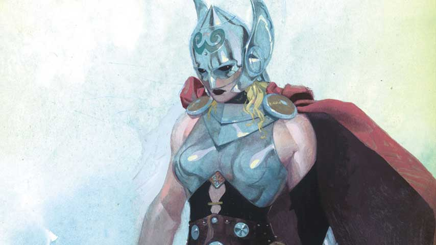 The new female Thor could e