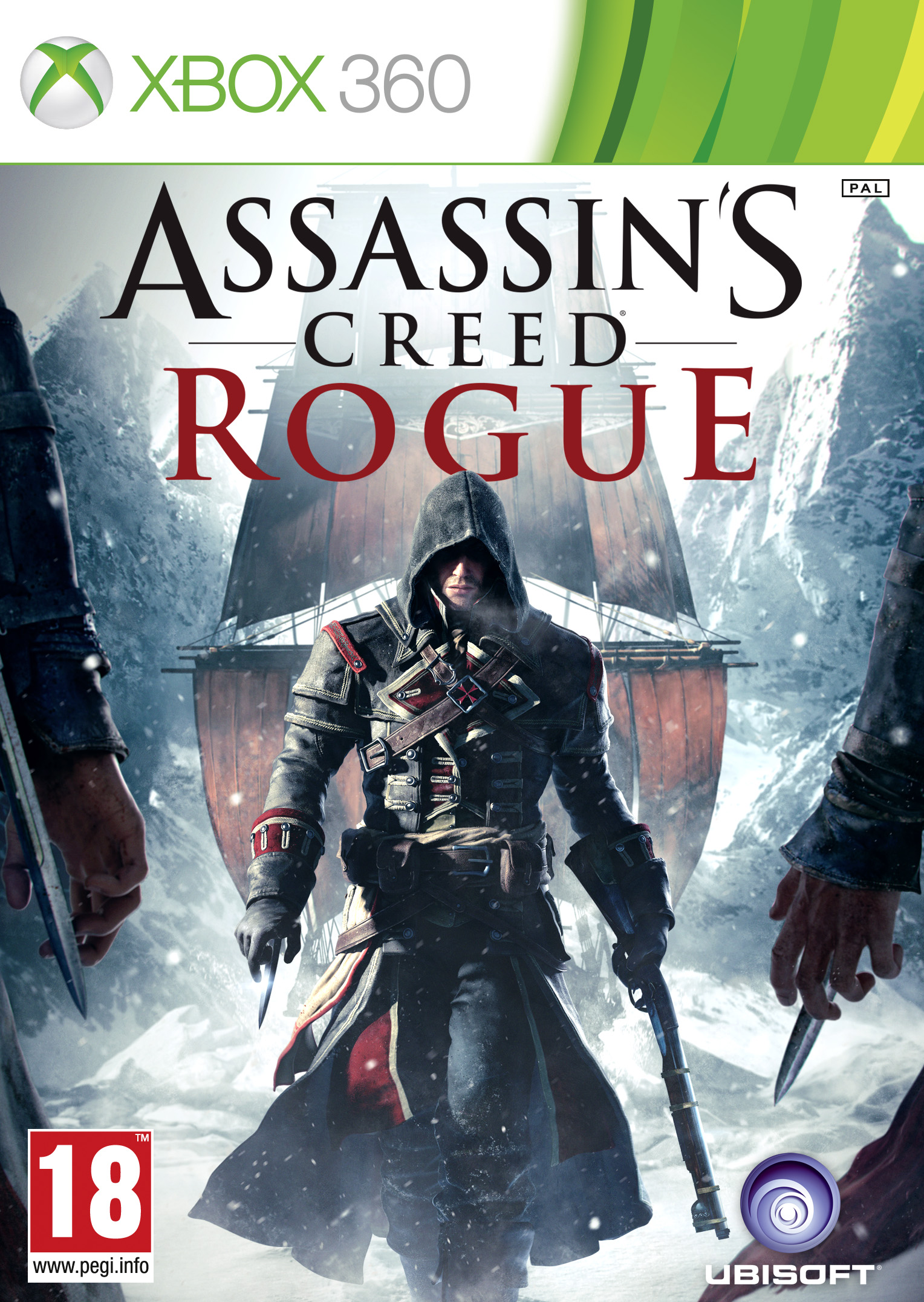 Assassin's Creed Rogue puts you behind the ship's wheel ...