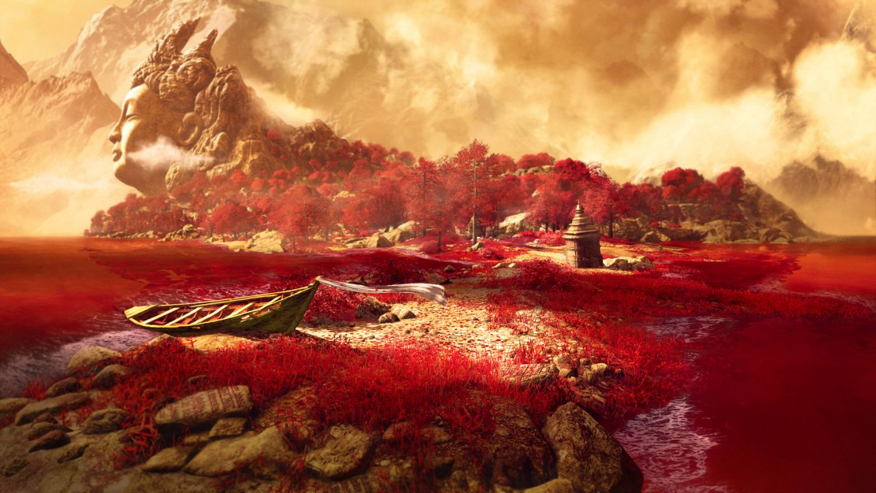 Here S A Shed Load Of Far Cry 4 Screenshots And Concept