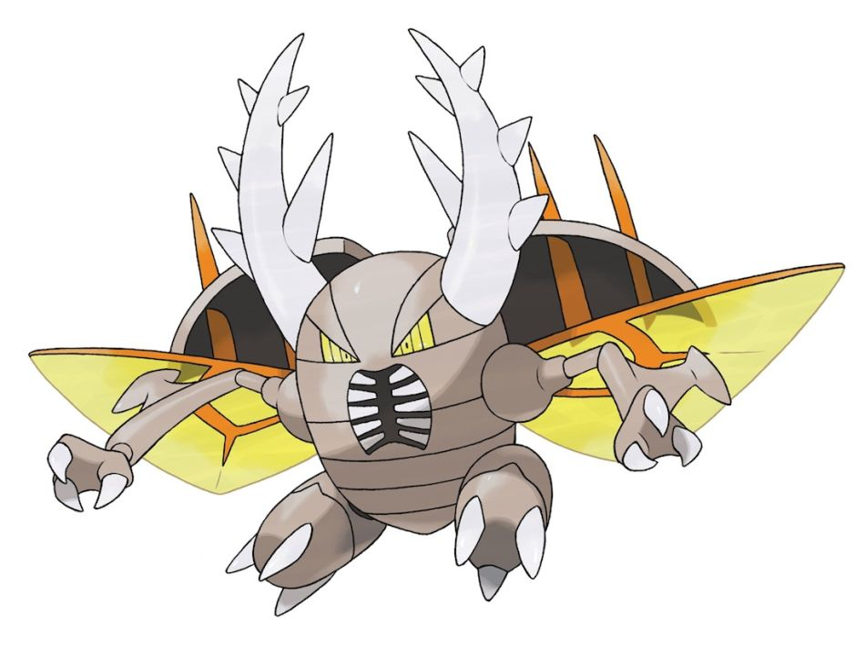 Pokemon Omega Ruby and Pokemon Alpha Sapphire release on November 21 Pokemon Pinsir Mega
