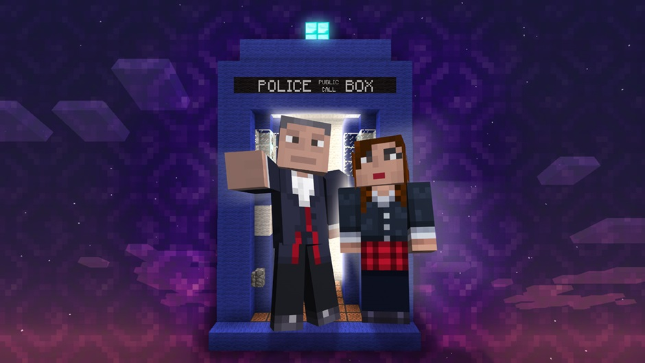how to build a tardis in minecraft xbox 360