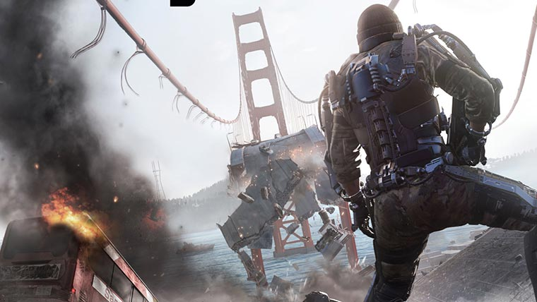 how to play multiplayer on call of duty advanced warfare