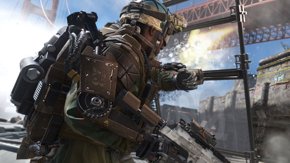 Call of Duty: Advanced Warfare multiplayer is CoD plus