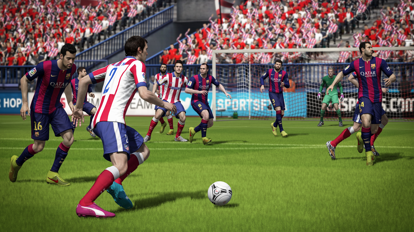FIFA 15 demo out now o...