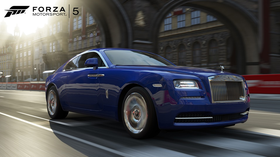 Black Friday Car Deals >> Rolls Royce makes its racing game debut in free Forza 5 update - VG247