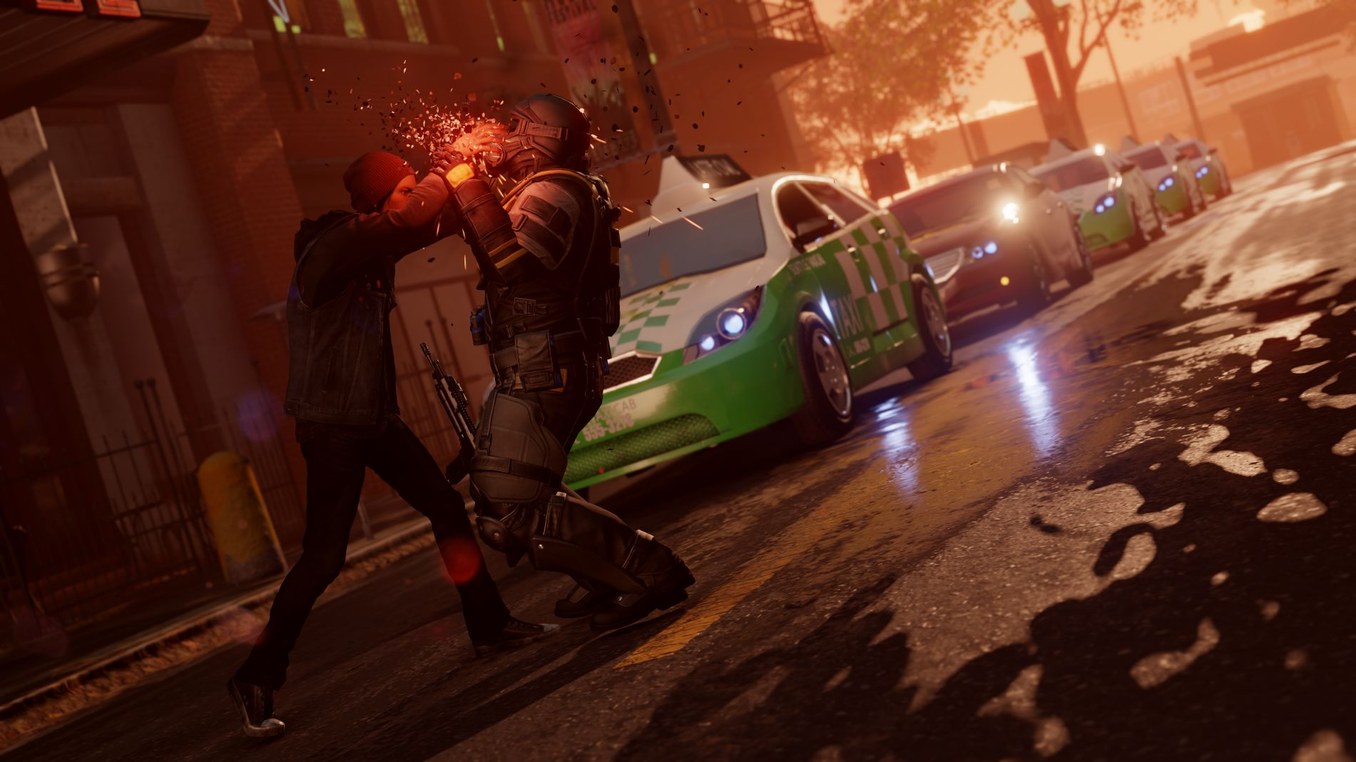 Infamous  Second Son Developer Has Suffered A Round Of