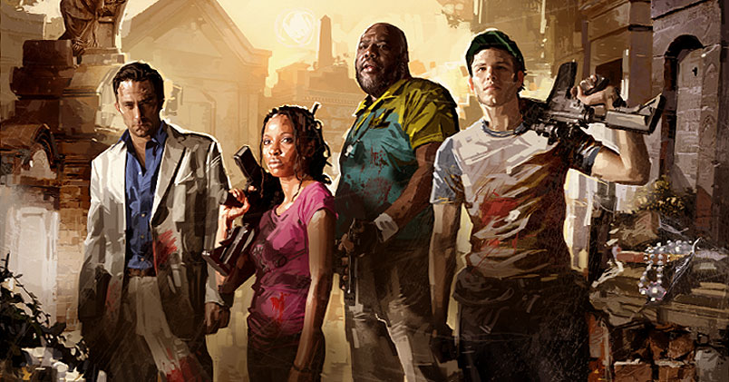 Left 4 Dead 2 Is Now Uncensored In Australia