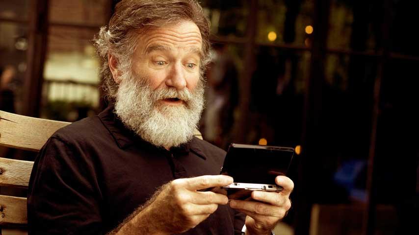 Lets revisit these wonderful Robin Williams Zelda