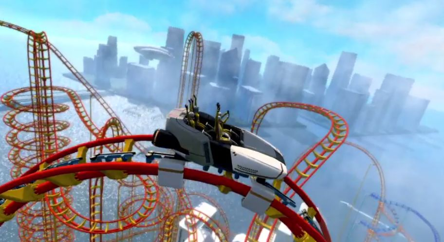 Screamride coming to xbox from roller coaster tycoon devs vg247