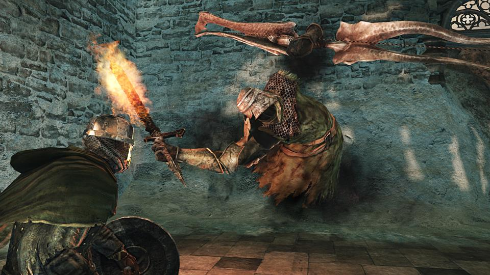 Dark Souls 2 Crown Of The Old Iron King Fume Knight