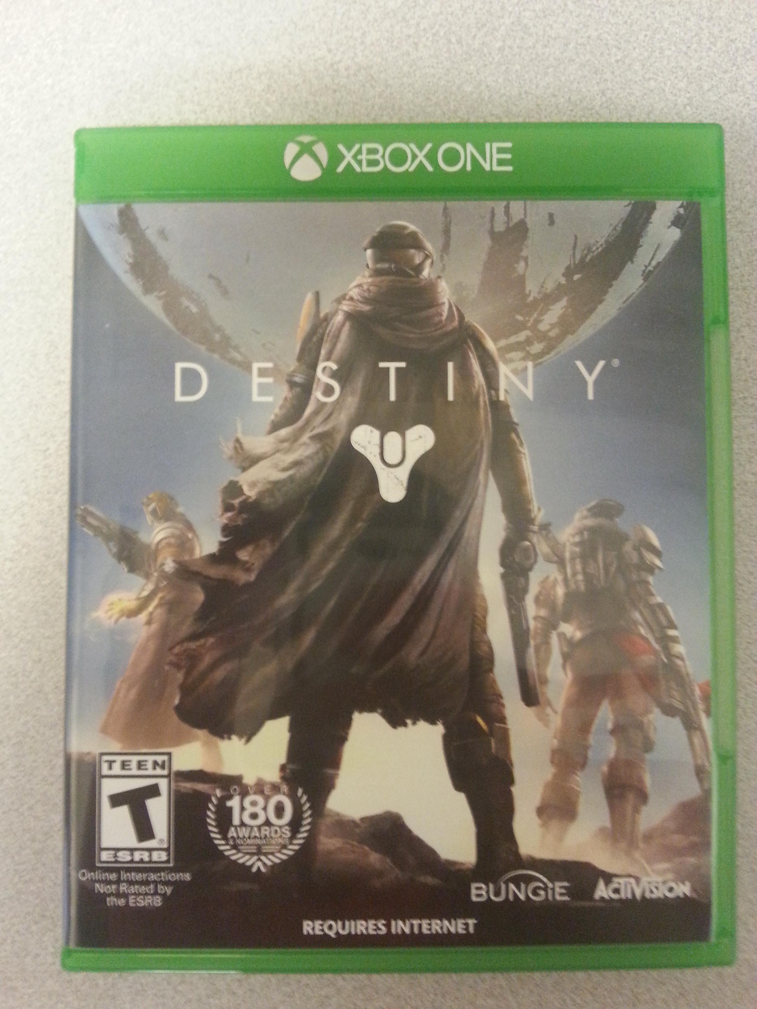 Destiny requires 40GB of HDD space on Xbox One | VG247