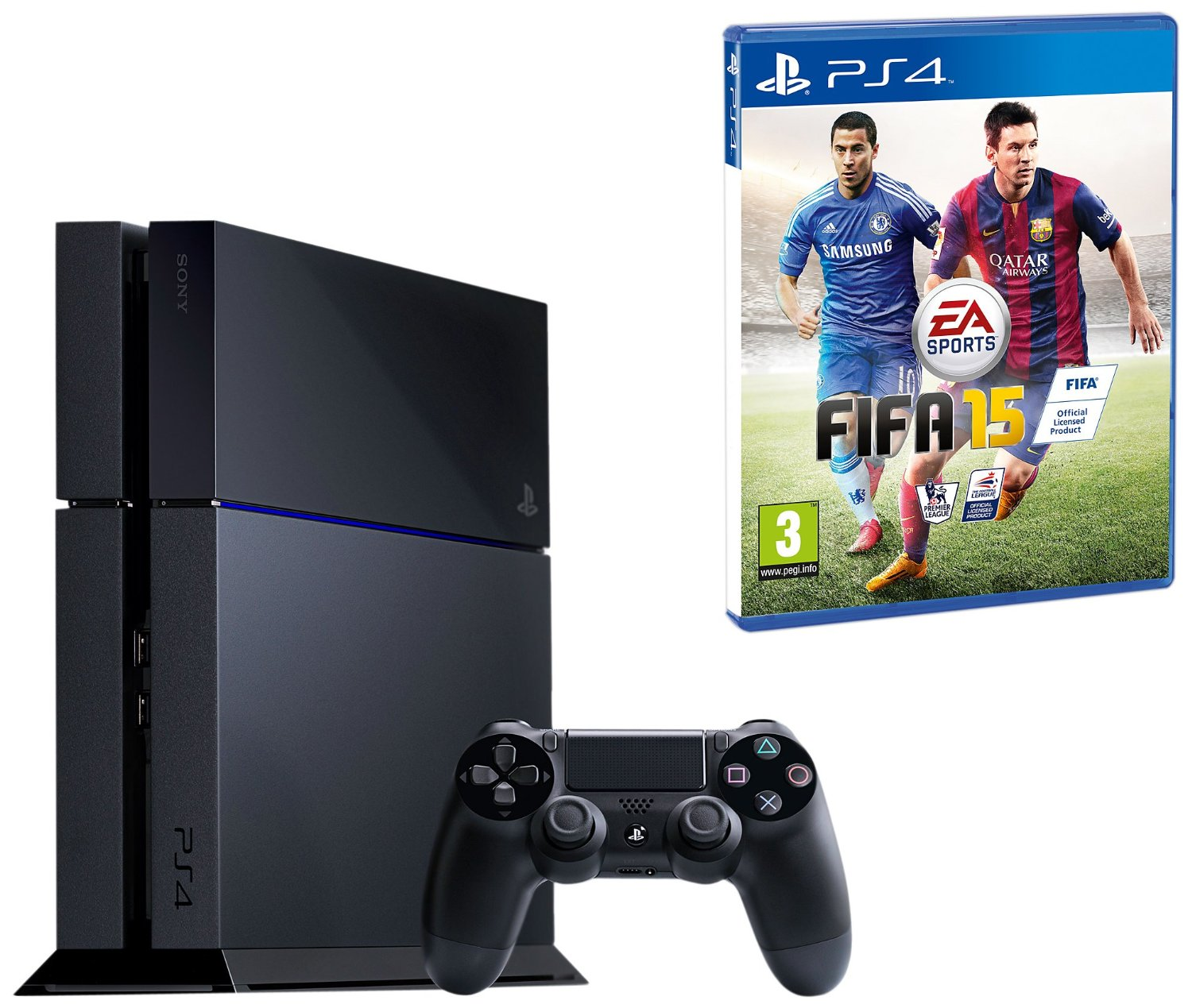 Sony responds to Xbox One's price cut by offering PS4 + FIFA 15 for ... Xbox One White Console Sunset Overdrive