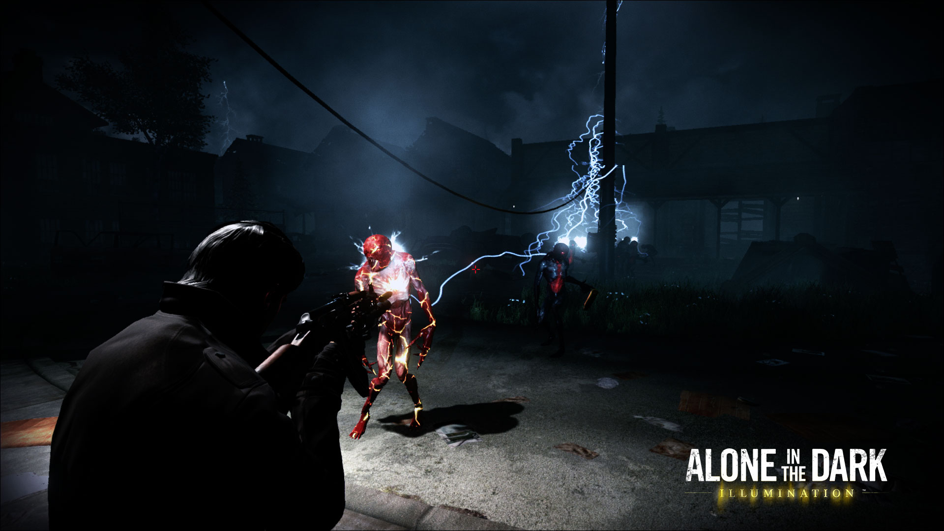 Alone in the dark and haunted house returning to pc this for Alone in the dark