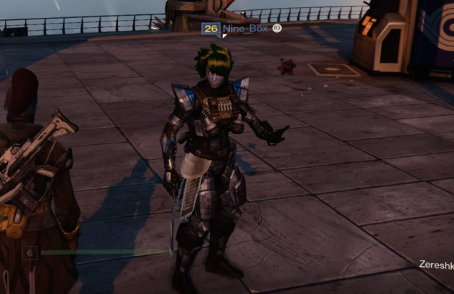 Levelling isn t necessarily hard to do in destiny so it s not a