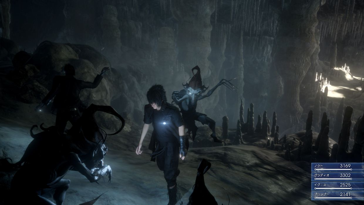 Ff15 release date in Perth