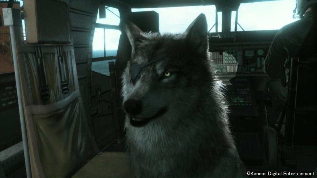 A Diamond Dog Is A Snake S Best Friend In Metal Gear Solid