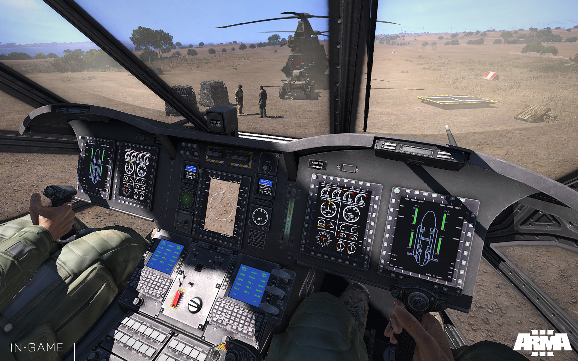 how to set up a vr range in arma 3