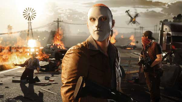 battlefield hardline is probably getting a premium service