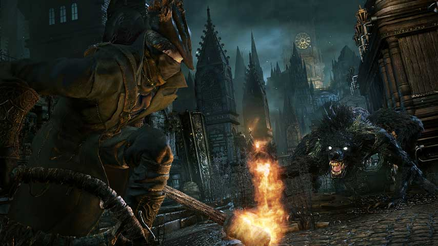 Bloodborne: more aggressive than any Dark Souls game - VG247 Fallout 76