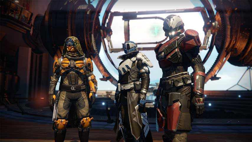 Someone has reached level 30 in Destiny | VG247