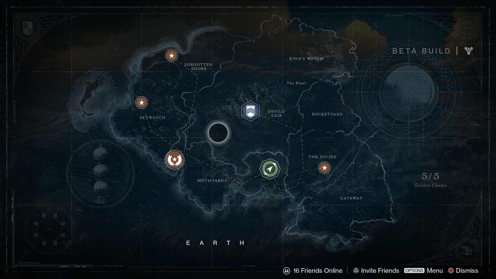 Destiny guide earth cosmodrome story missions walkthough and guide