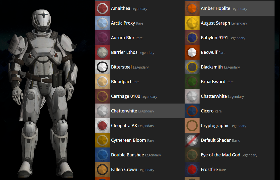 Here s how you can preview the destiny shaders before you buy them