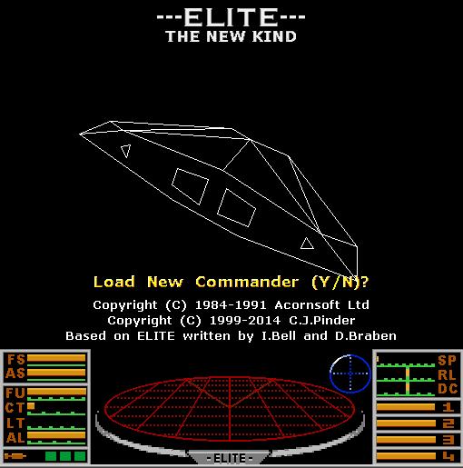 Classic space sim Elite goes free this weekend