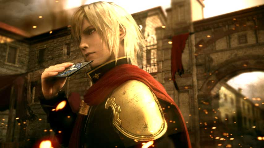 Final Fantasy Type-0 HD Xbox One Release Date Confirmed, Final Fantasy ...