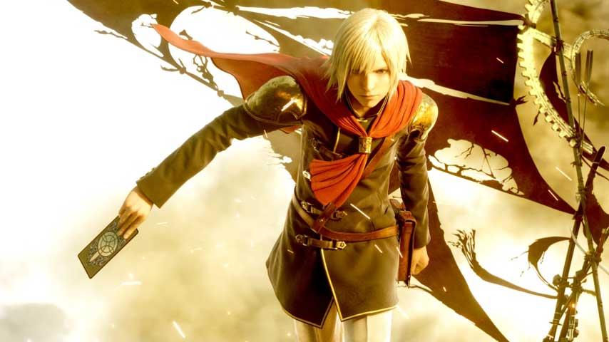 Final Fantasy Type-0 release date set for March 2015   VG247