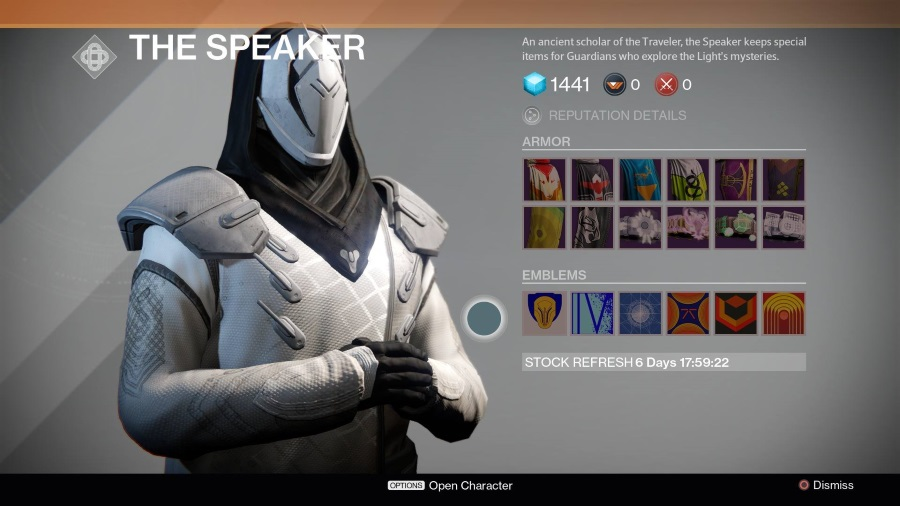 Destiny Guide The Towers Areas And Characters VG247