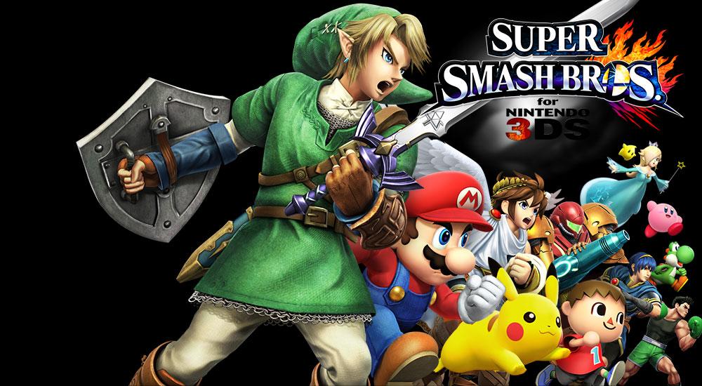 Super Smash Bros. 3DS stream confirms new playable ...