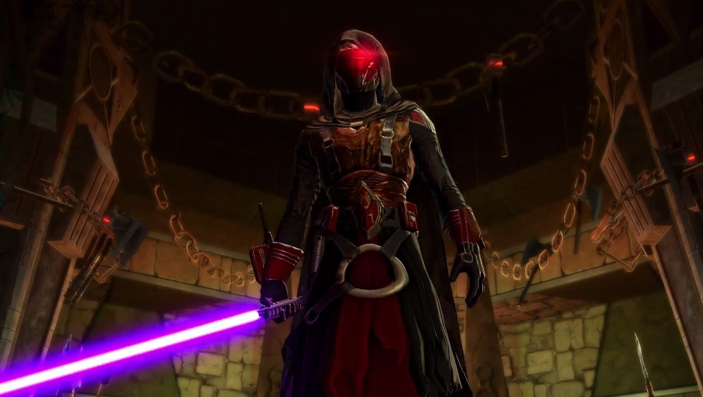 looks like revan will finish what he started in swtor