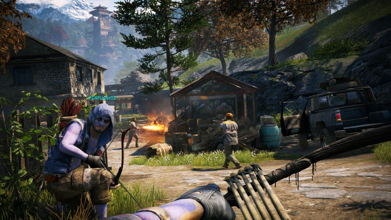 Far Cry 4 multiplayer details, video released as game goes ...