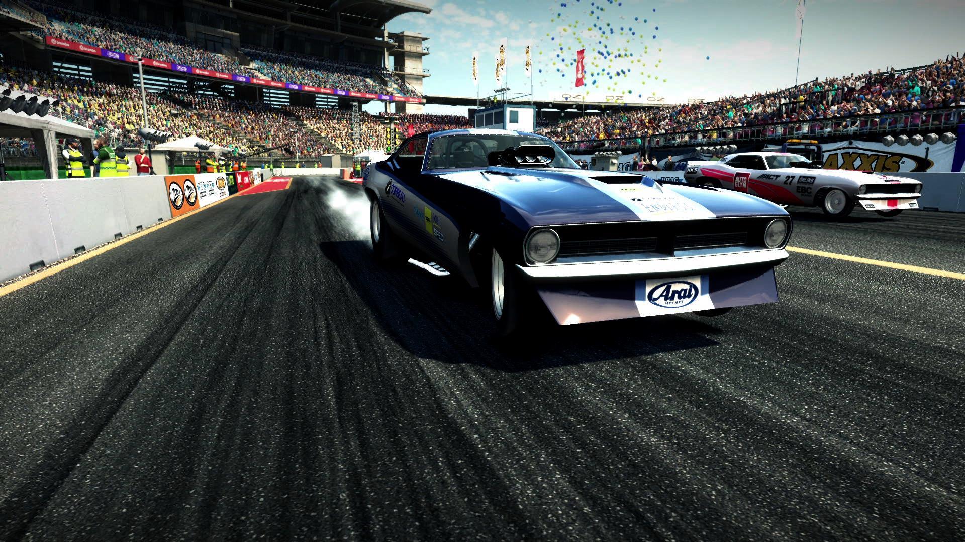 Grid Autosport Gets Drag Racing Dlc Pack Vg247