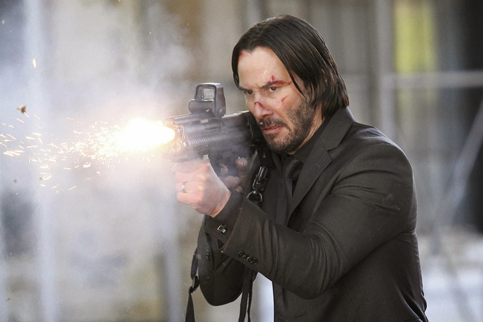 Playable John Wick coming as free DLC to Payday 2 | VG247