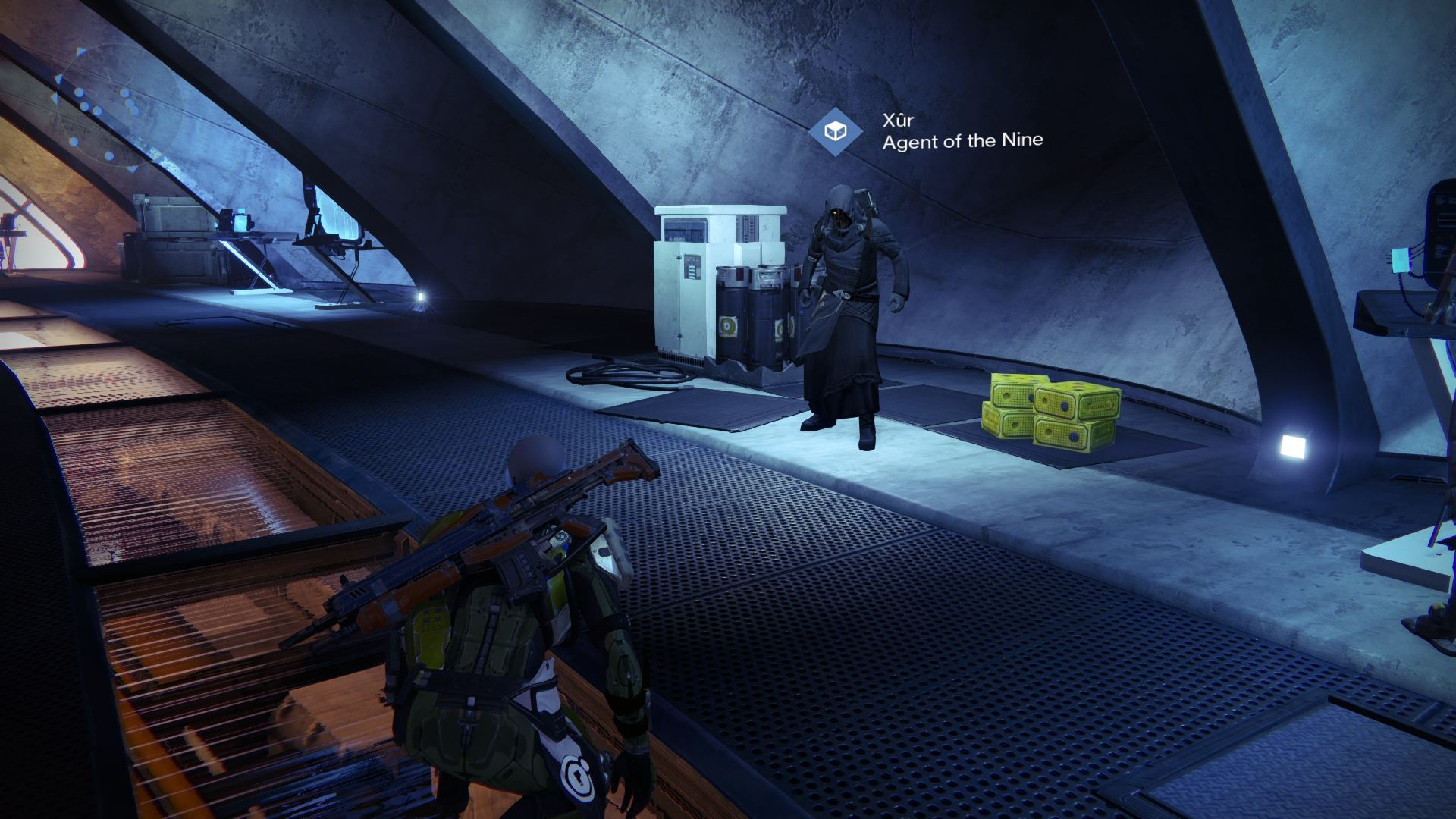 Destiny xur location and inventory for october 24 25 vg247