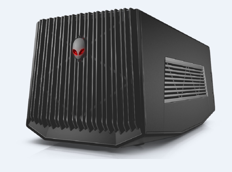 Alienware Graphics Amplifier Aims To Boost Laptop