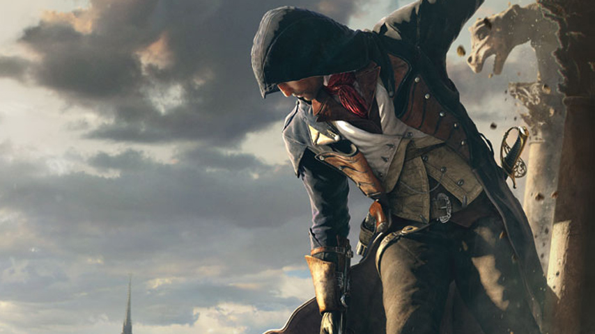 Assassin's Creed: Unity Xbox One patch re-downloading ...