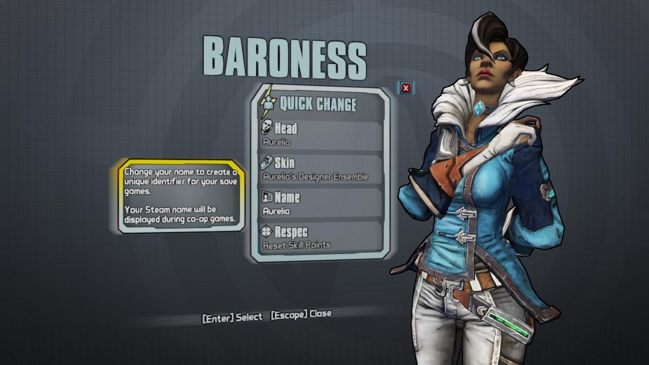 Borderlands the Pre-Sequel Legendary Gear