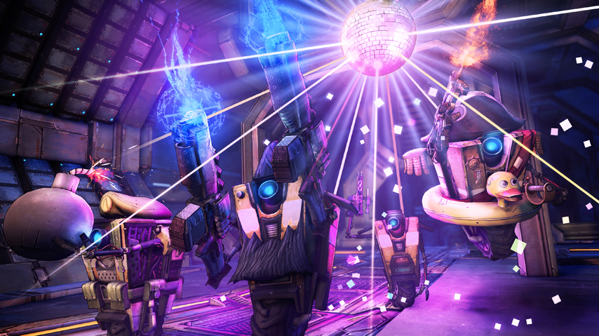 Borderlands the pre sequel patch is preventing players form grinding