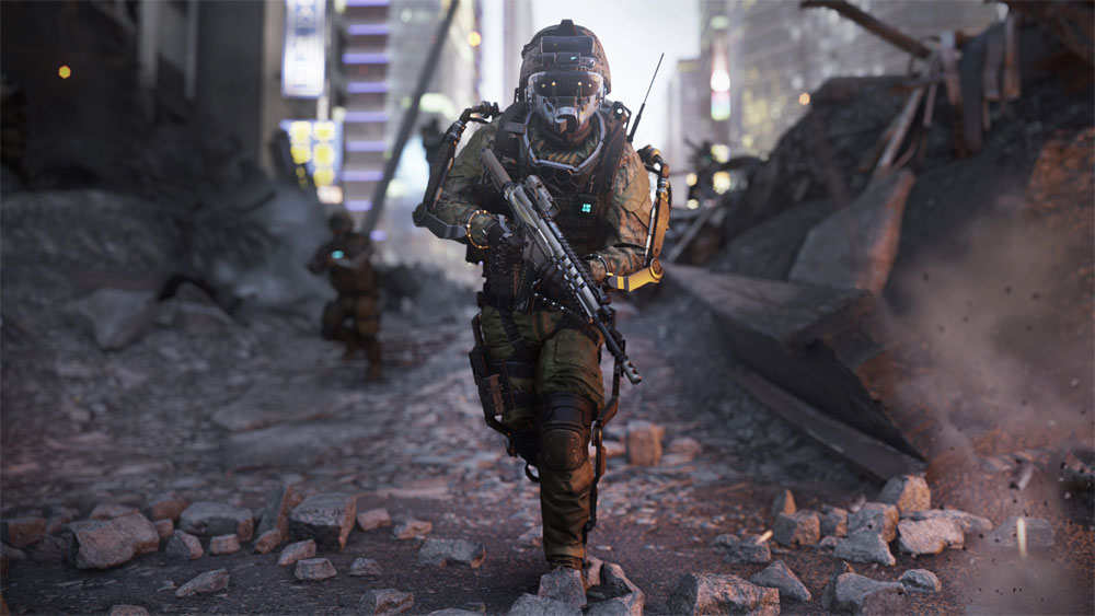 Advanced Warfare Call Of Duty Ghosts