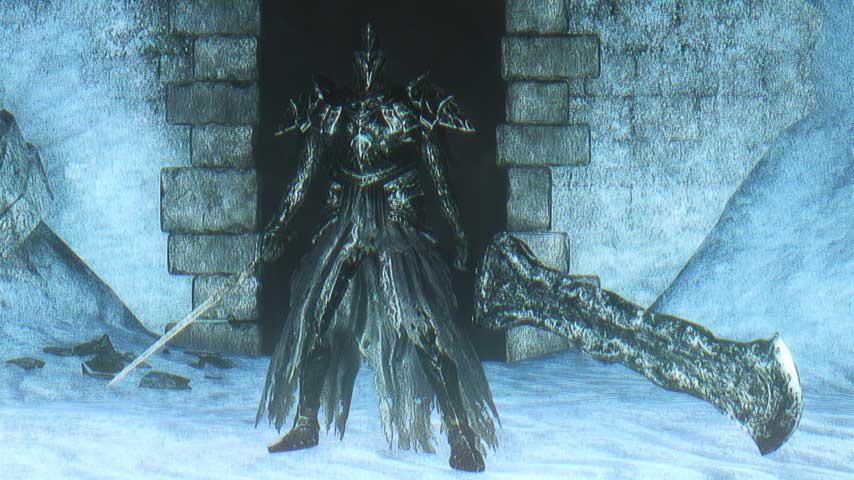 Dark souls 2 the crown of the old iron king dlc