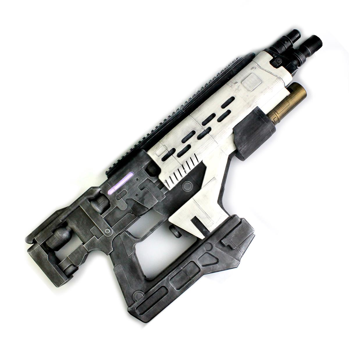 Yes, You Can 3D-print A Destiny Fusion Rifle