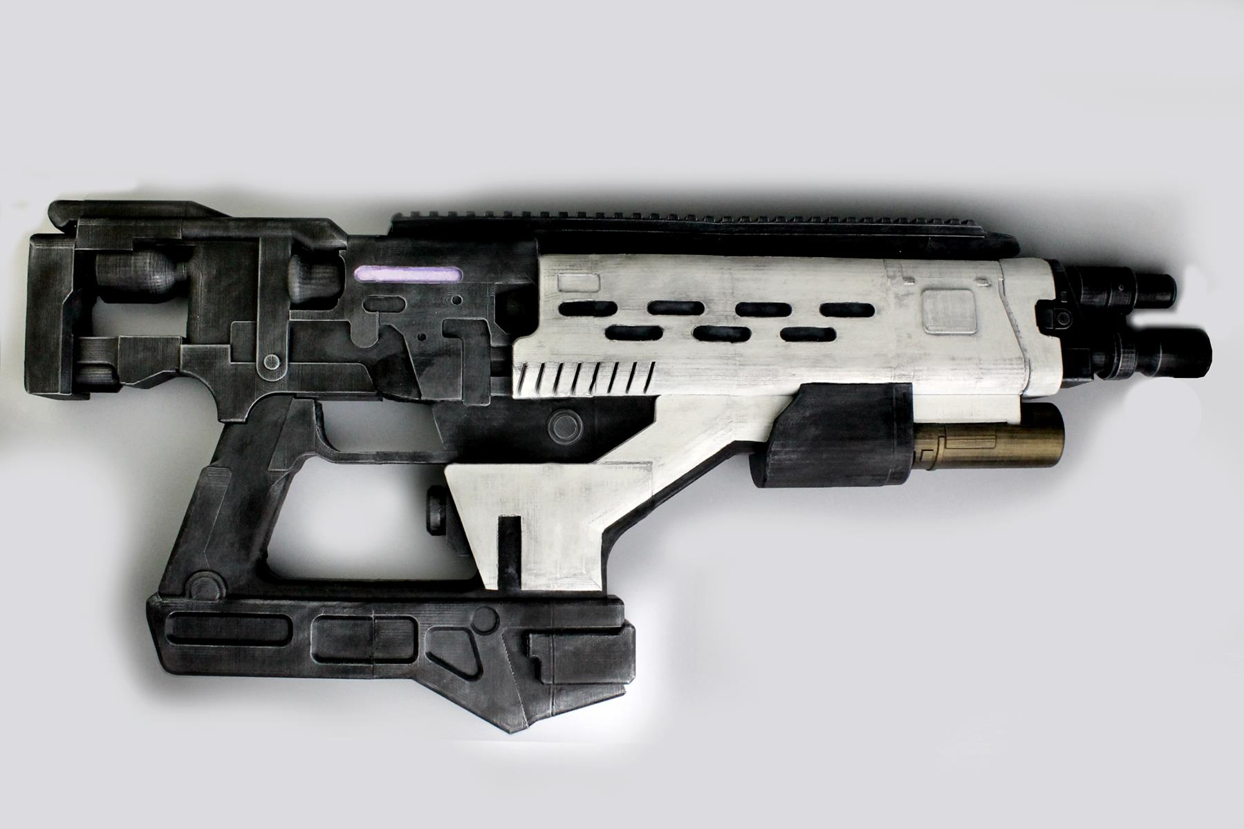 Yes, you can 3D-print a Destiny fusion rifle | VG247