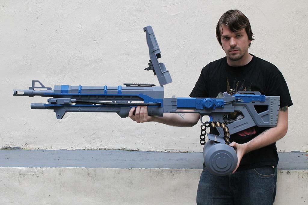 3d Drucker Waffe