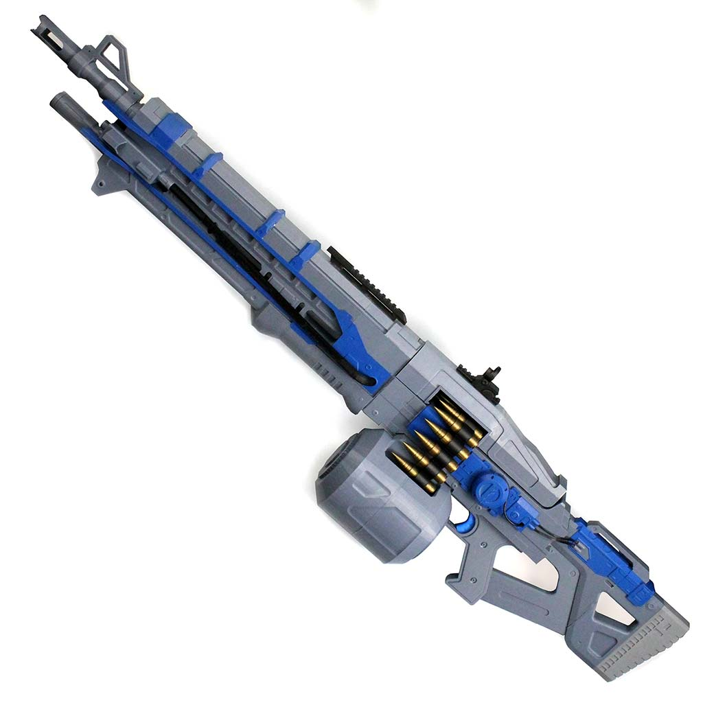 3d Gun Image 3d Home Architect: Someone 3D-printed The Thunderlord Gun From Destiny